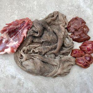 PR Lamb Tripe & Duck 1kg
