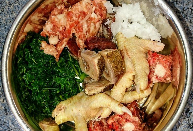 Kale-chicken-food-tripe-chunk-best-pork-liver