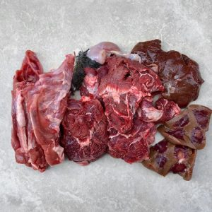 PR Beef, Rabbit and Duck 1kg