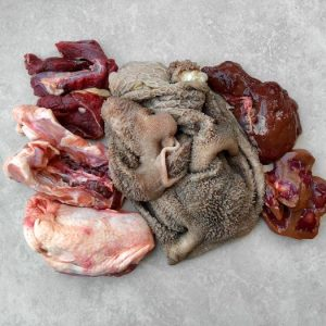 PR Kangaroo, Lamb Tripe & Chicken 1kg