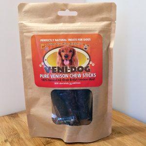 Nutriment VeniDog Chew Sticks 100g