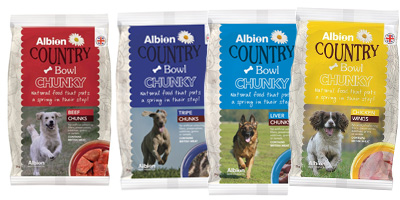Albion Raw Dog Food