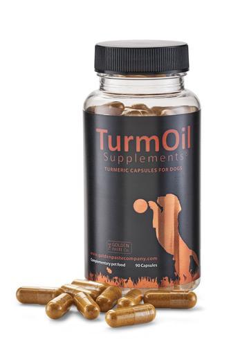 Turmeric Capsules for Pets (90pk)