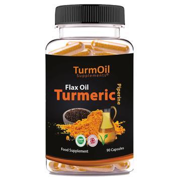 TurmOil Supplements® (Human) 180 Capsules