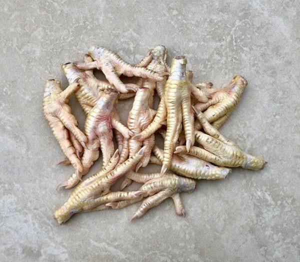 TLI Chicken Feet 1KG