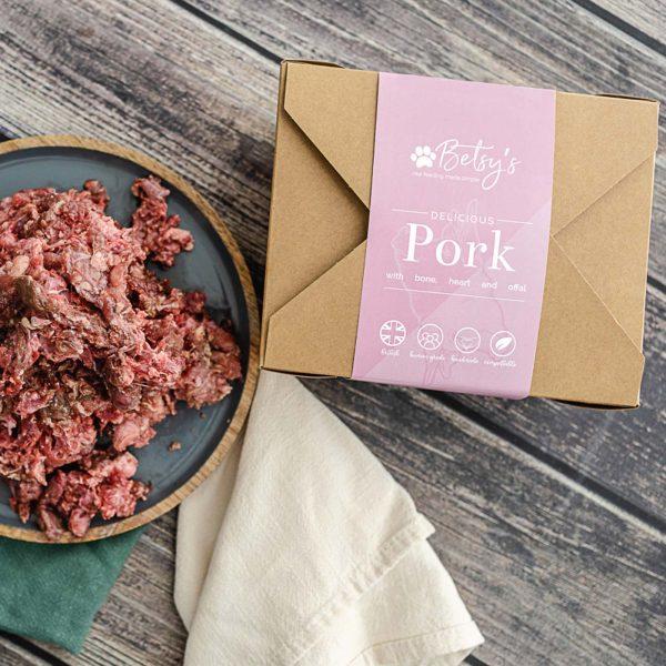 Betsys Delicious Pork