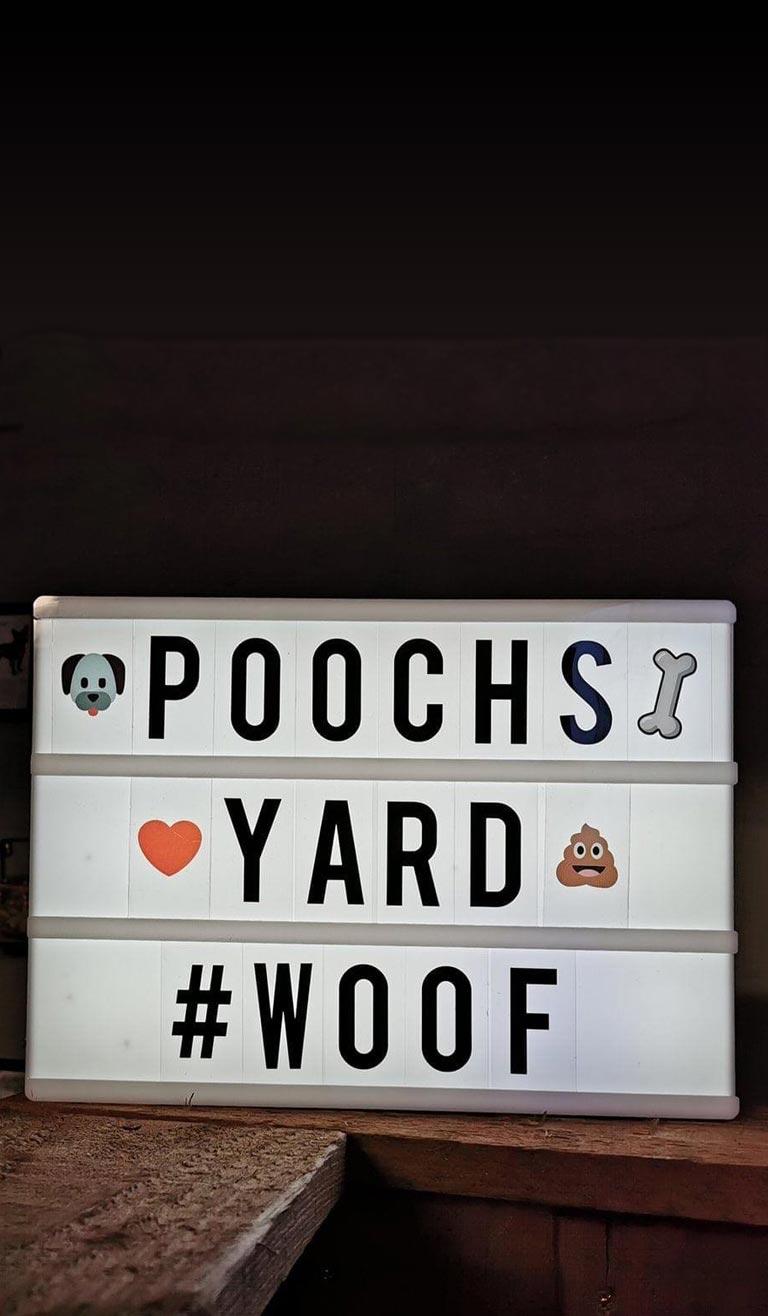 Poochs Yard Thetford